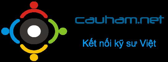 Cauham.net –  Hỗ trợ kĩ sư cầu hầm Việt Nam